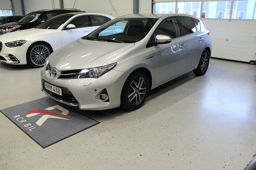 Toyota Auris Hybrid 1.8 Drag P-sensorer B-Kamera Kedja 136hk