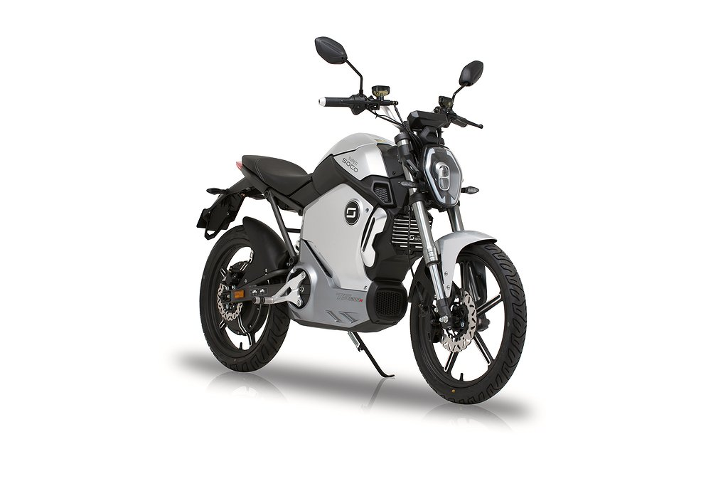 Super SOCO TS El moped