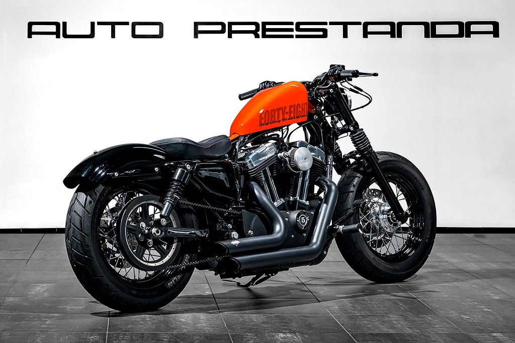 Harley-Davidson Sportster Forty-Eight XL1200X / 290 mil