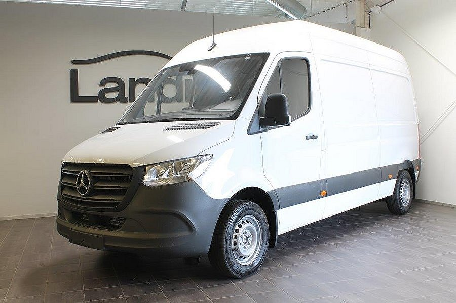 Mercedes-Benz Sprinter 319 CDI R2 (10,5m3)