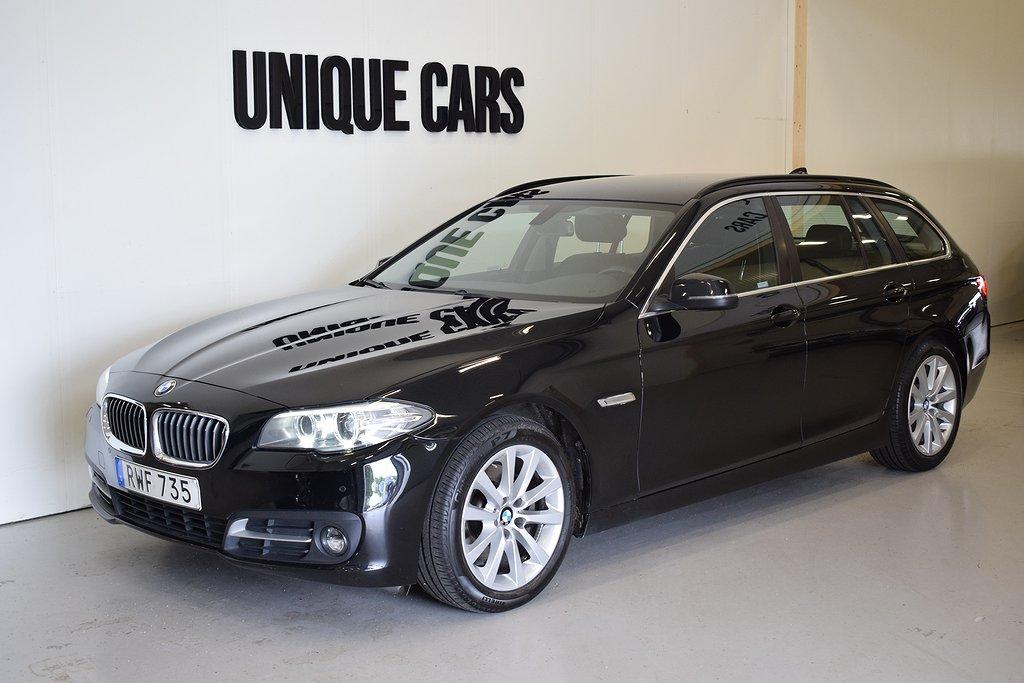 BMW 520 d 190hk Aut Sportpaket Värmare drag
