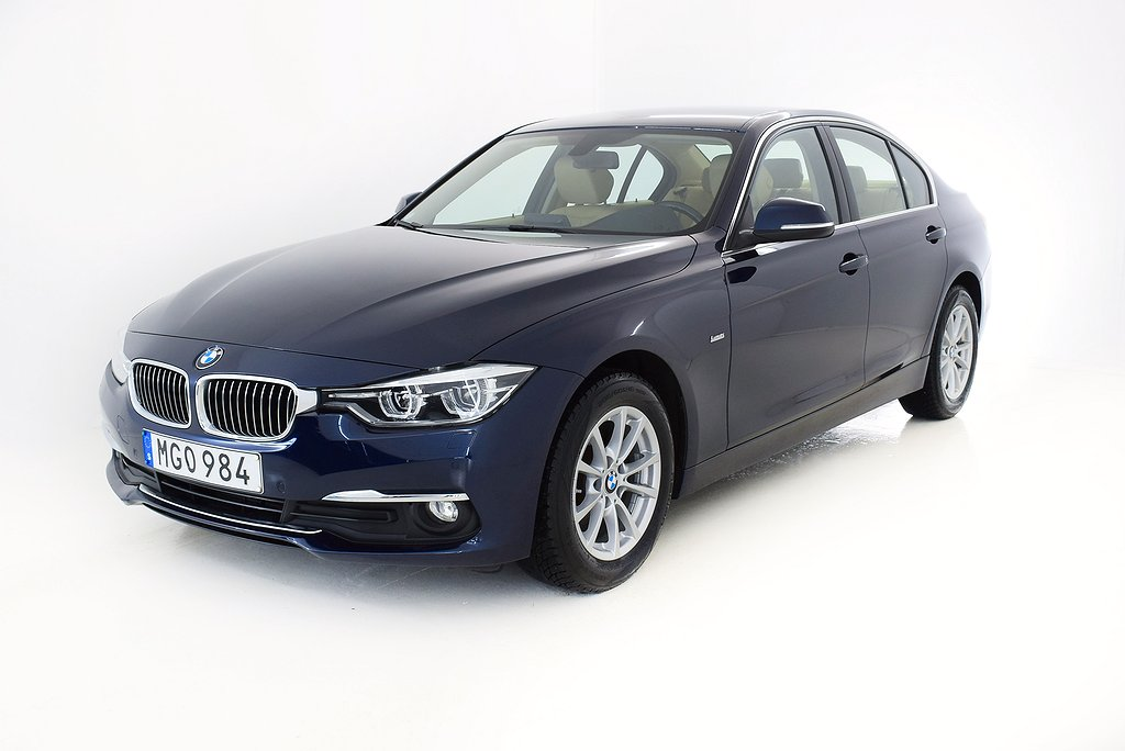 BMW 318 d Sedan  Luxury Line