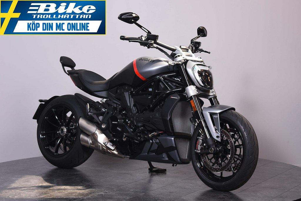 Ducati XDIAVEL  BLACK STAR SPARA 19.600:-
