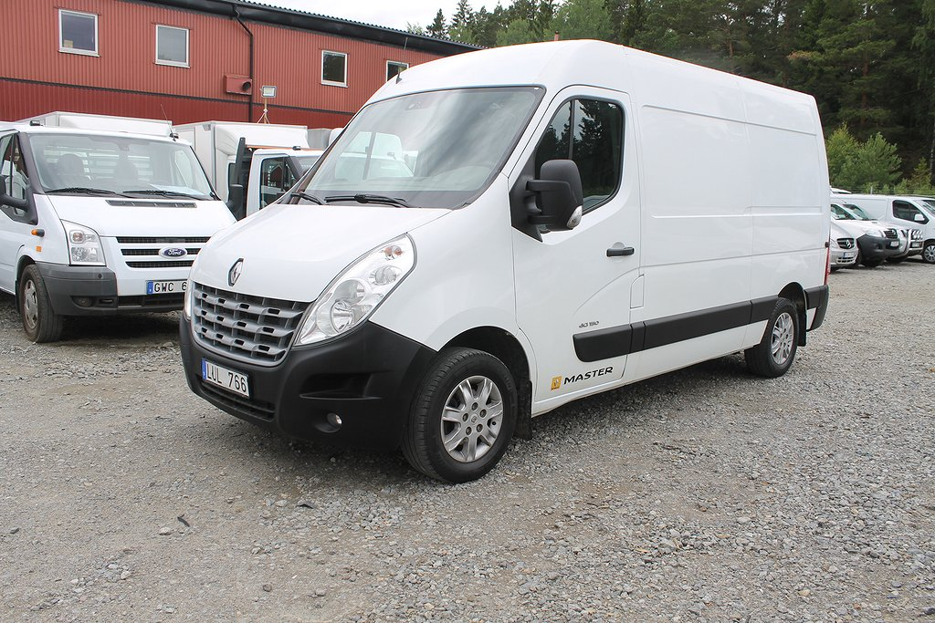 Renault Master 2,3dCI Nybes Drag*