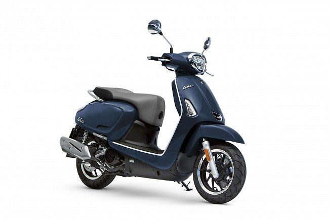 Kymco Like II 125i MC