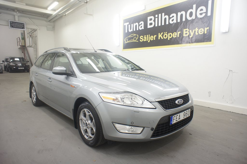 Ford Mondeo 2.0 TDCi Automat Taklucka Drag Nyservad
