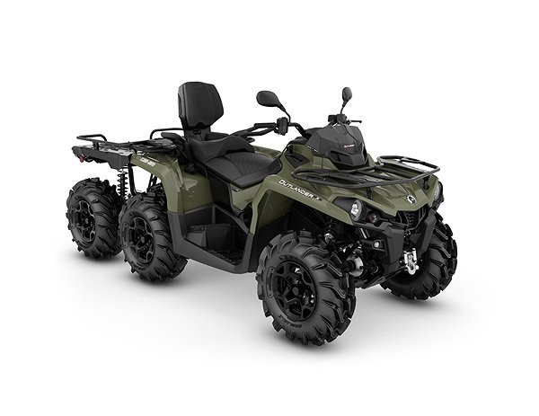 Can-Am Outlander 6x6 450 Max T3B
