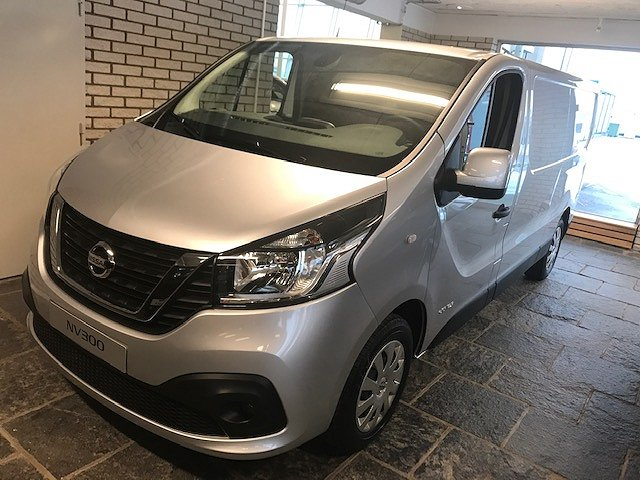 Nissan NV300 NV300 VAN 1.6 DCI 125 6 M/T L2H1 WORKING STAR