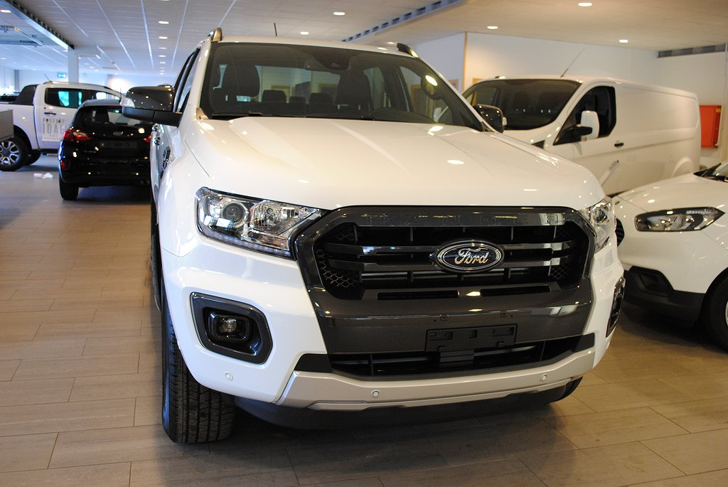 Ford Ranger Wildtrak 2.0 BiTurbo 213hk 10vxl aut DC*Demo*