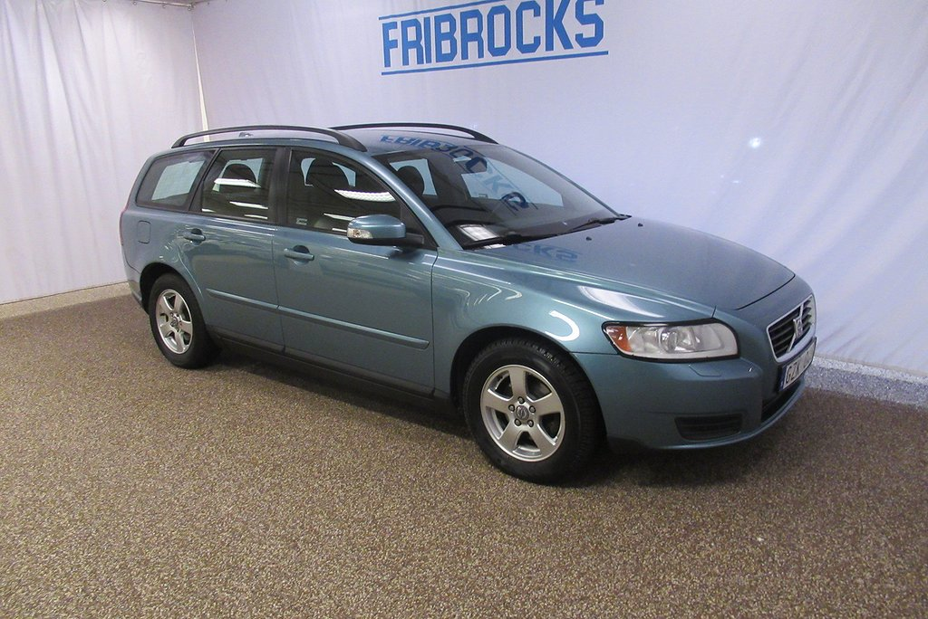 Volvo V50 1.8 Flexifuel Kinetic 125hk