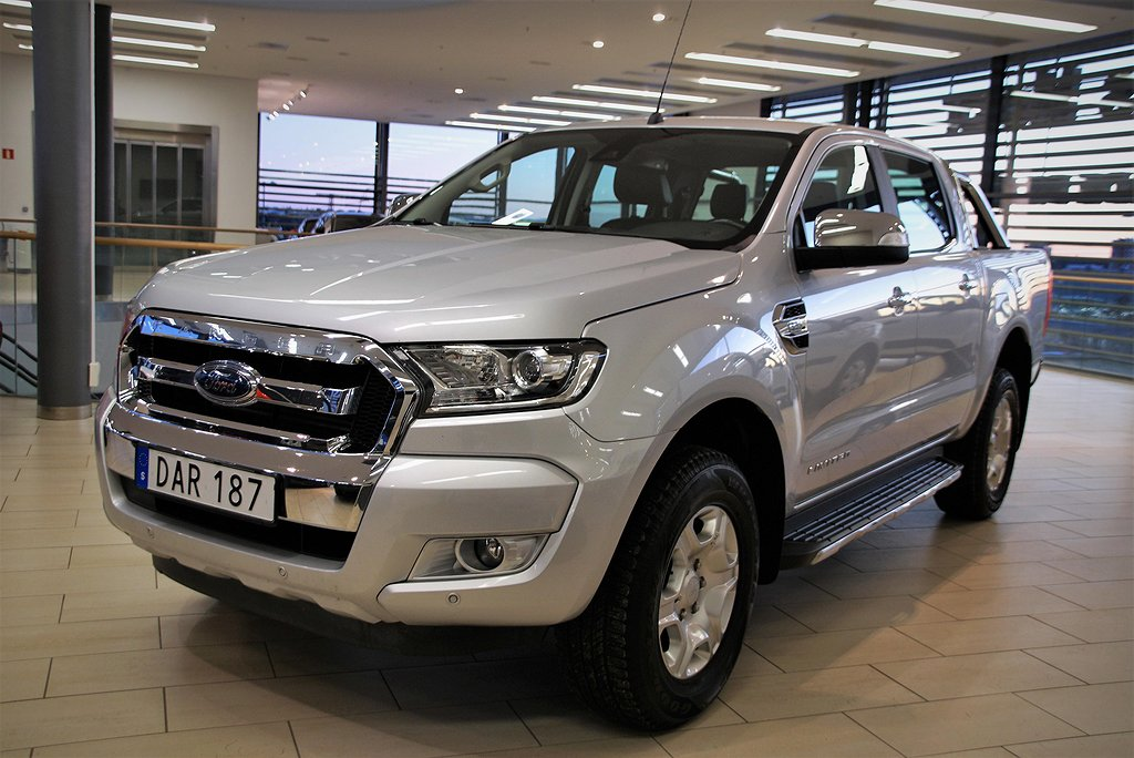 Ford Ranger Double Cab Limited 200 A 4x4