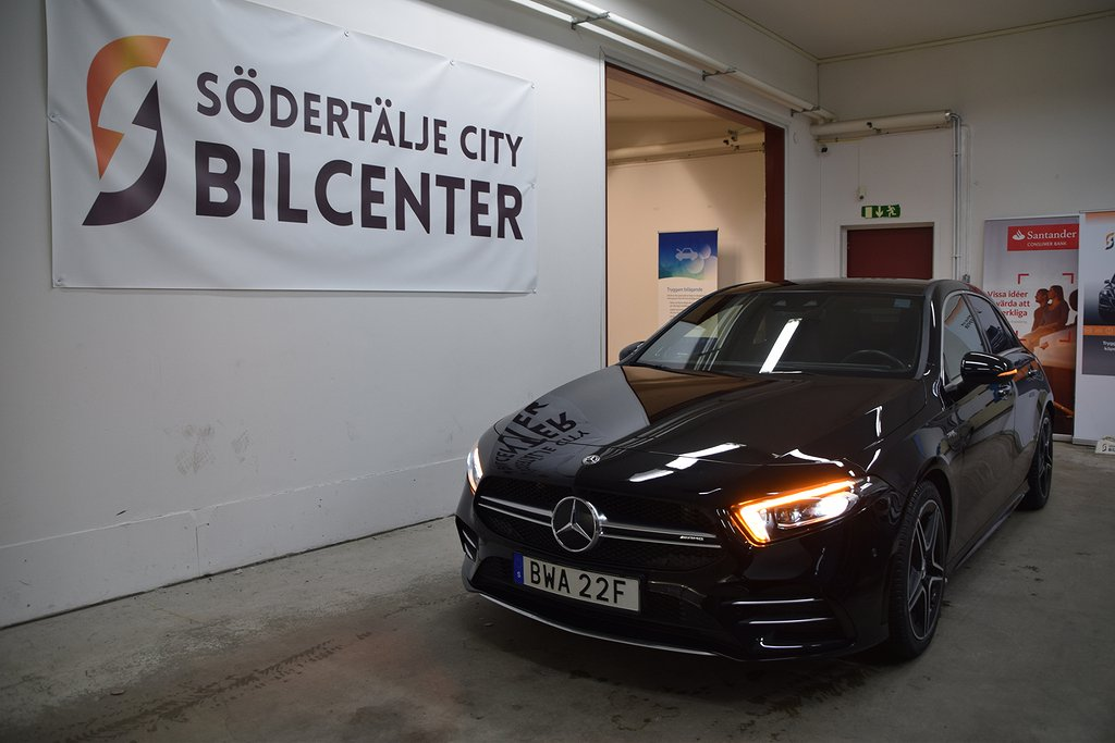 Mercedes-Benz A  35 AMG 4MATIC 7G-DCT AMG Sport, Exclusive Euro 6 306hk