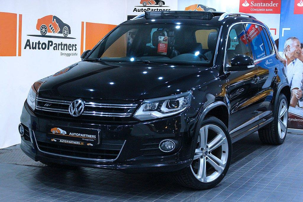 Volkswagen Tiguan 2.0TDI 4M DSG AUT R-line 177hk PANORAMA