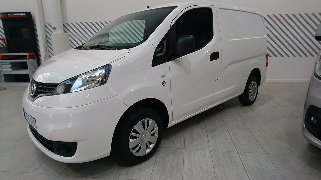 Nissan NV200 1.5 dCi 110HK Working Star