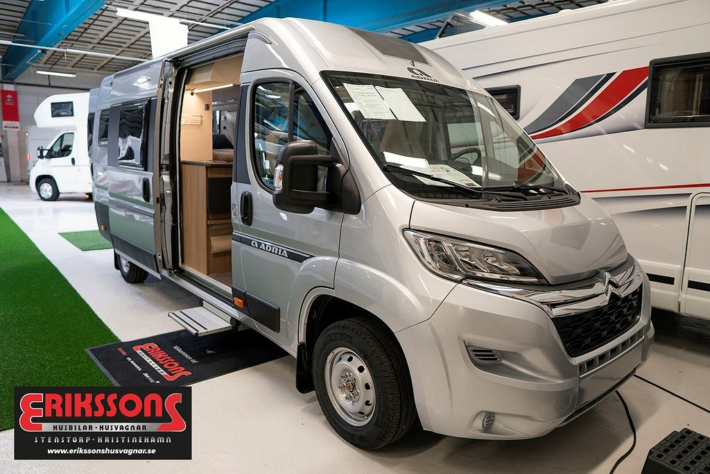 Adria Twin Axess 640 SL - Citroen 6 2,0 130 HP 35L
