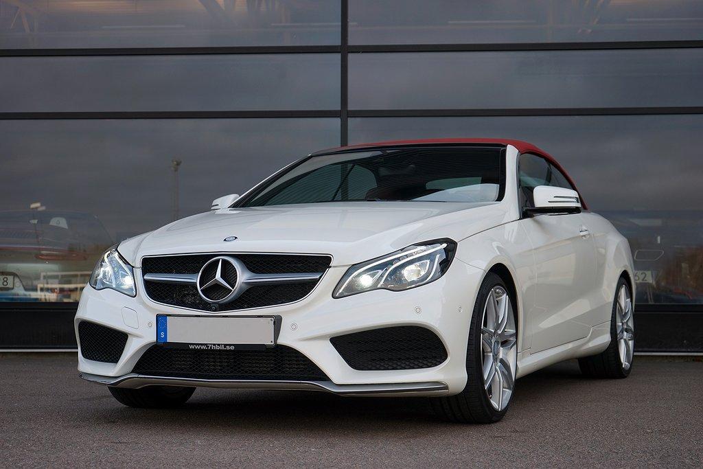 Mercedes-Benz E 350 BlueTEC CAB / 2095 Mil /