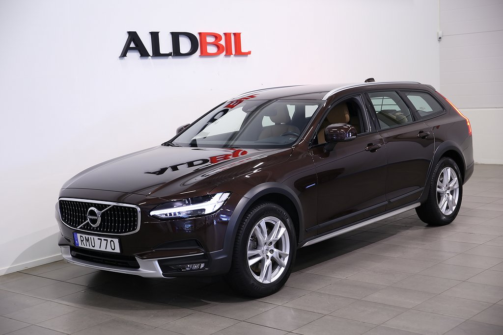 Volvo V90 Cross Country D4 190hk AWD Business Adv - 1,99% Ränta
