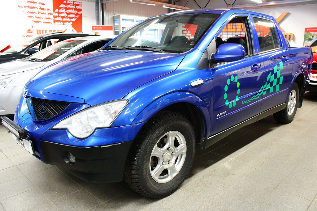 SsangYong Actyon Sports 2.0 D 4WD