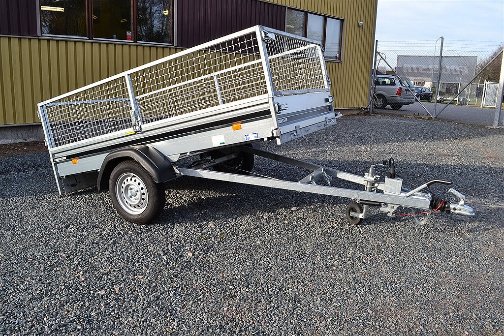 Fogelsta FS 1425 750kg Tipp / Broms / Nätgrind