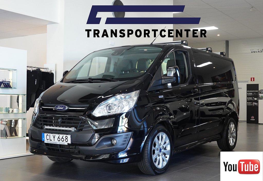 Ford Transit Custom Sportvan 2.2TDCI 155HK
