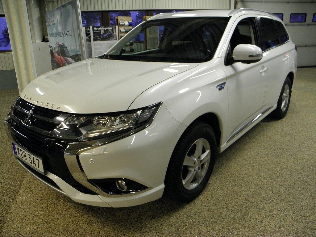 Mitsubishi Outlander PHEV / Business