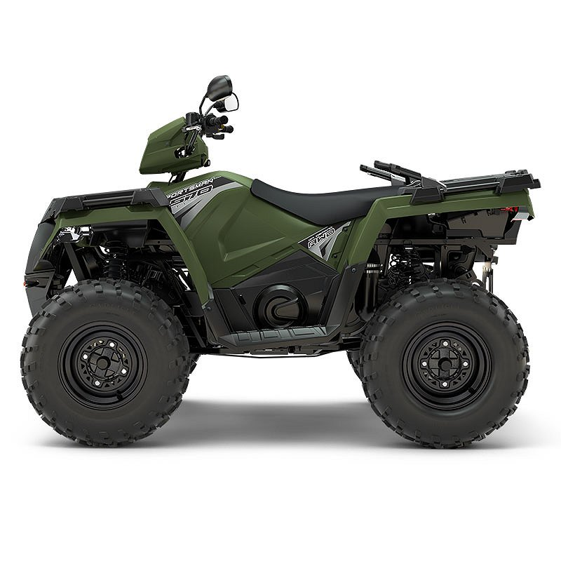 Polaris Sportsman 570 EPS  / Vinch