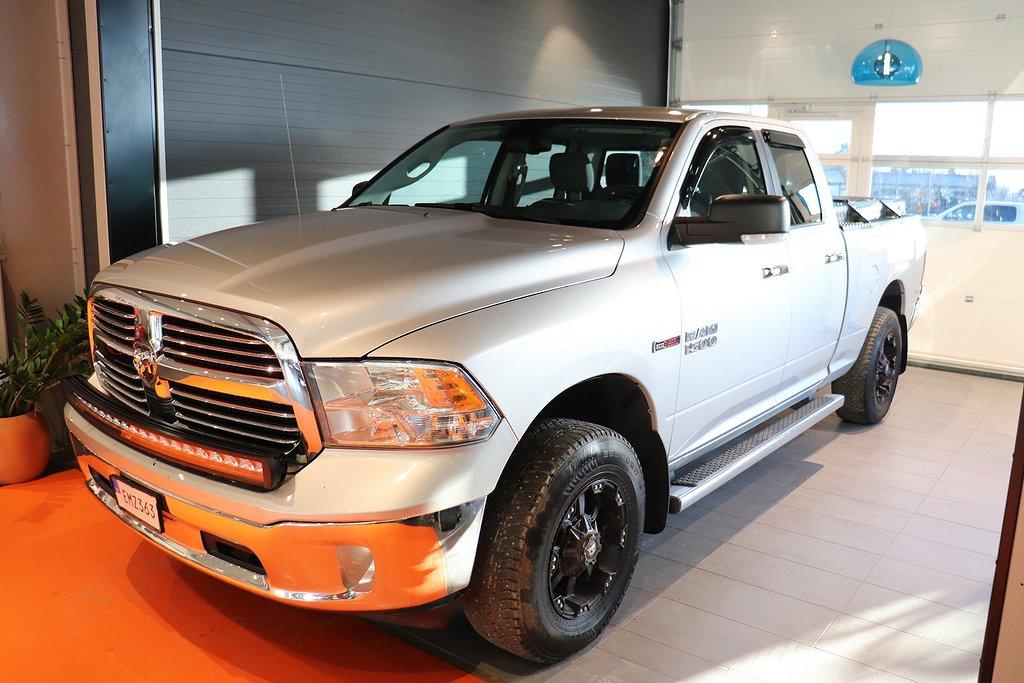 Dodge Ram Quad Cab 3.0 4WD/ Flaklock