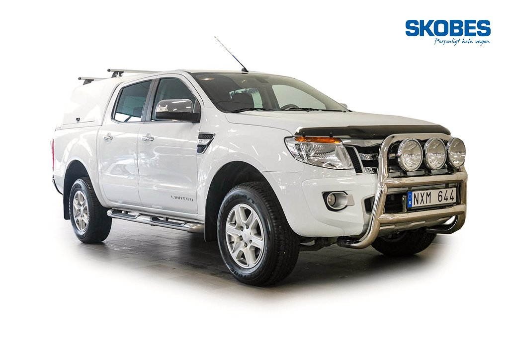 Ford Ranger Double Cab Limited 3.2 200 4x4.