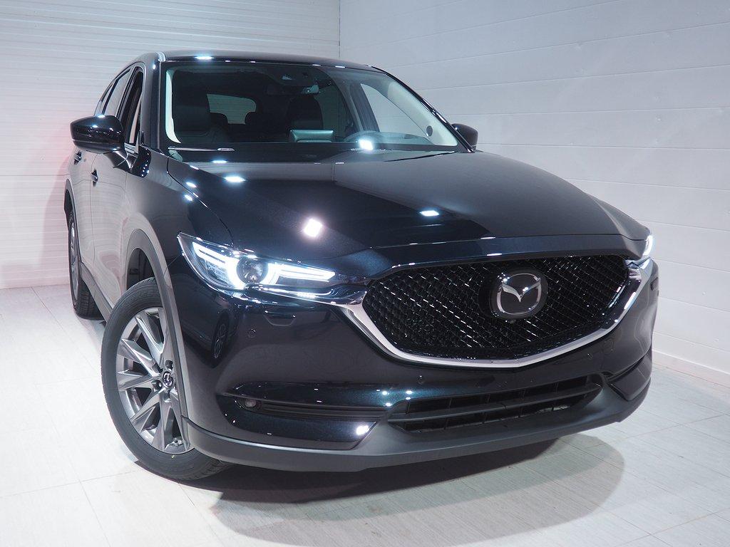 Mazda CX-5 Optimum 2,5 AWD Aut Kampanjränta 1.99% 2021
