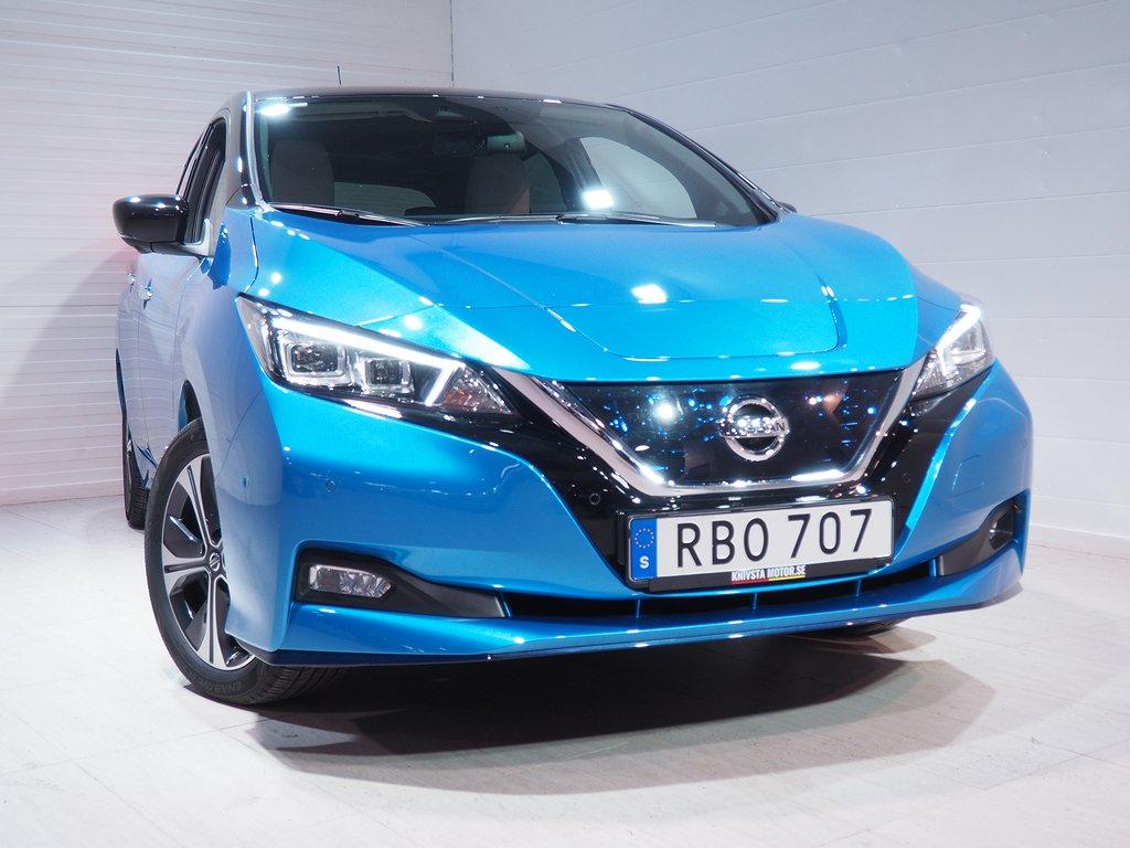 Nissan Leaf e+ 62 kWh 217hk, ProPilot + ProPilot Parking 2019