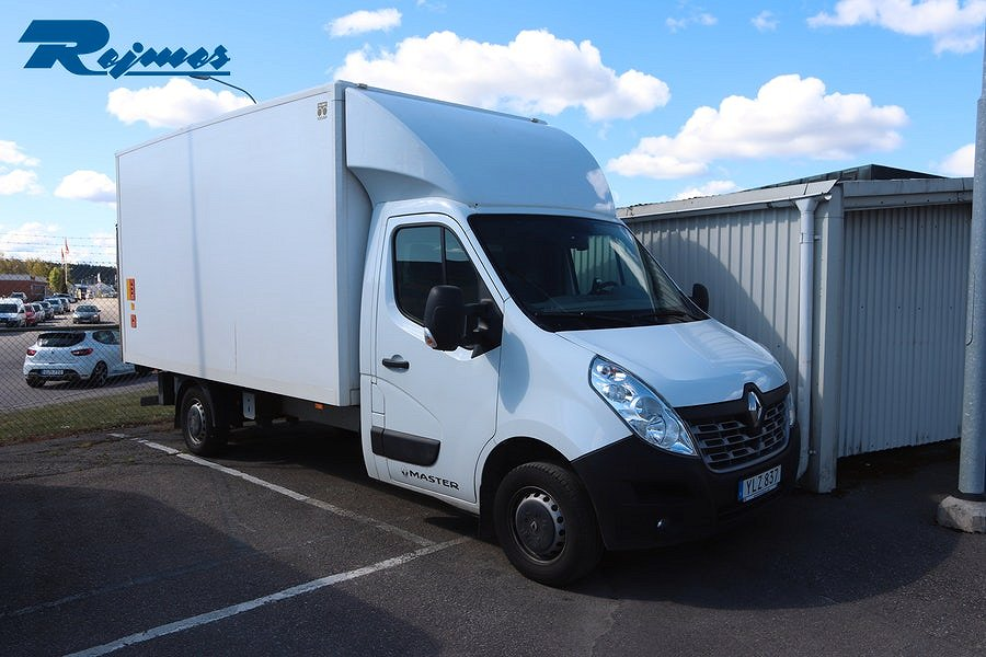 Renault Master III ChaEnk phII dCi 130 L3H1 f