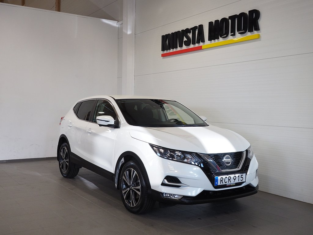 Nissan Qashqai N-Connecta Automat Ink Service 2020