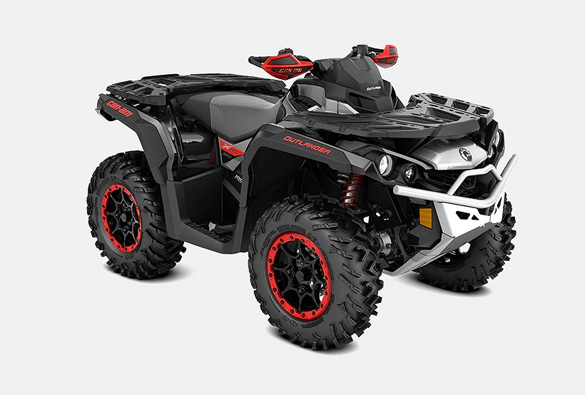 Can-Am Outlander XXC 1000R -21