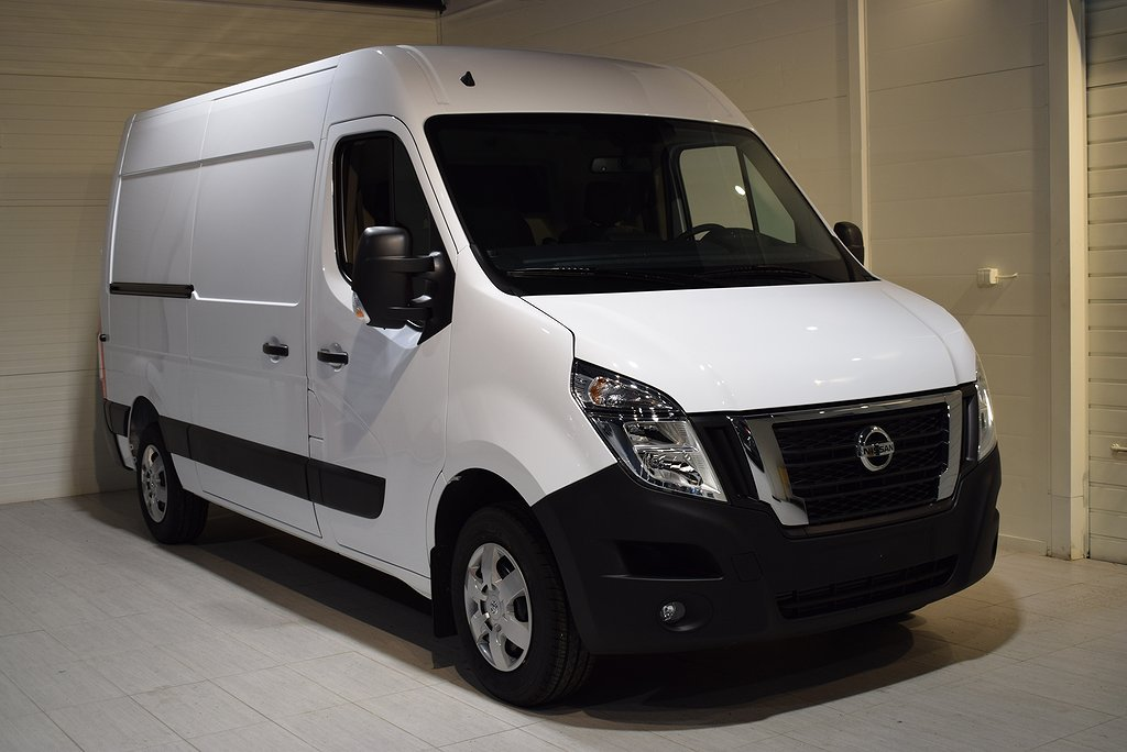 Nissan NV400 Van Working Star 150hk L2H2 (Drag, Webasto) 2020
