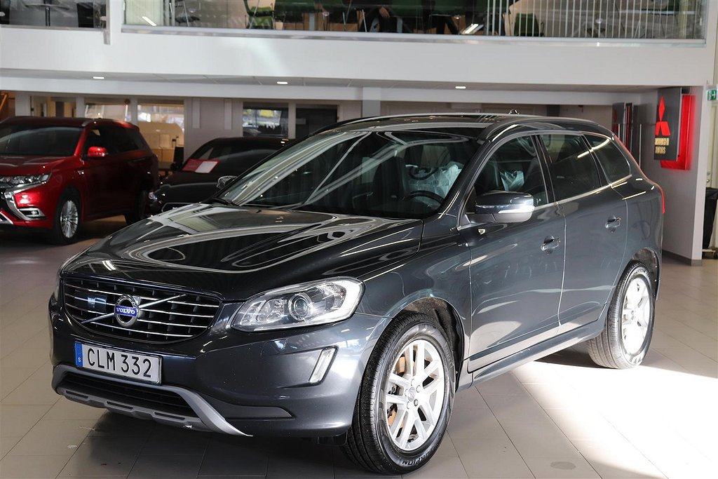 Volvo XC60 D4 AWD Classic Business Edition 190hk