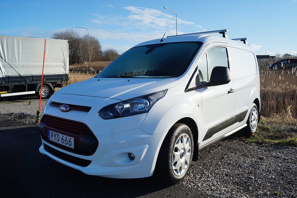 Ford Connect L1 1.6 TDCi 95hk Trend 3sits/Hylla/V-hjul