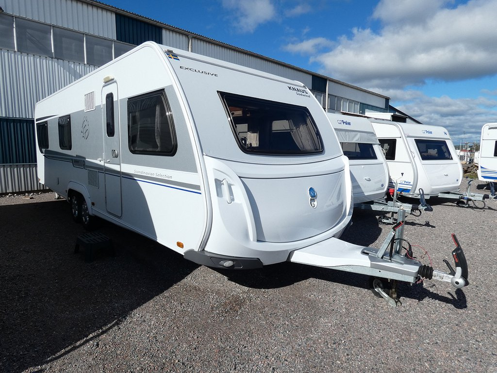 Knaus 750 Bk Sudwind Excl.Scand. Edition