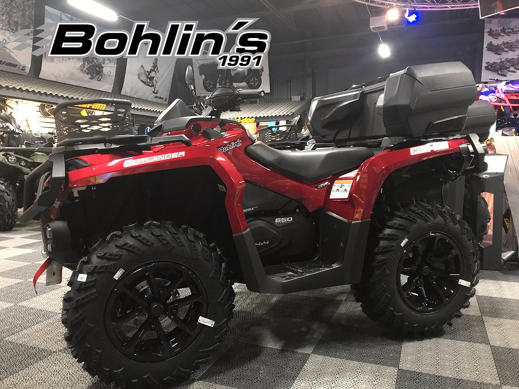 Can-Am Outlander XT T3B ABS -18