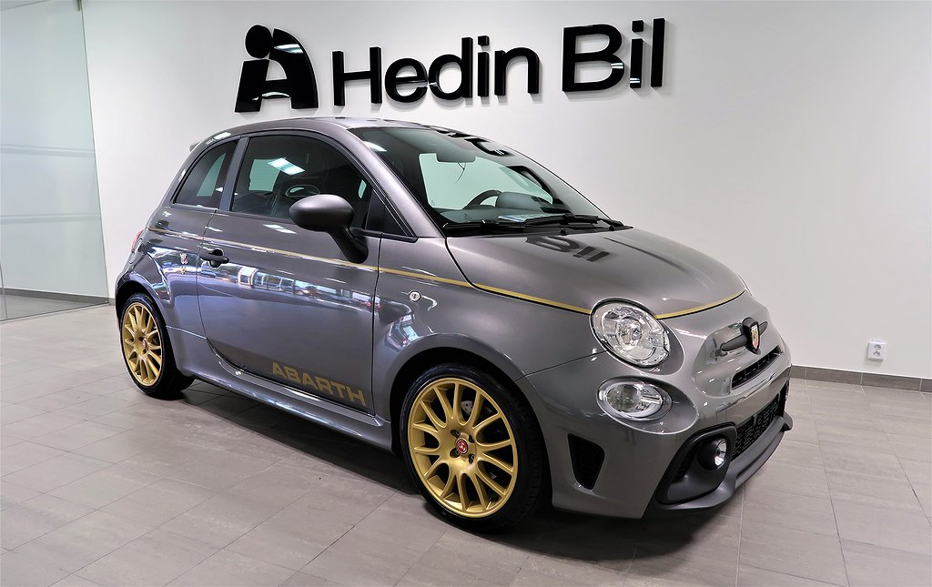 Fiat Abarth SCORPIONEORO 1.4 TURBO 165HK