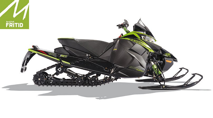 Arctic Cat Thundercat Turbo 137