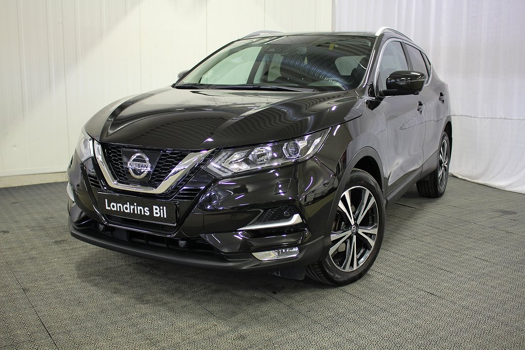 Nissan Qashqai 1.2 DIG-T N-Connecta Roof Pack