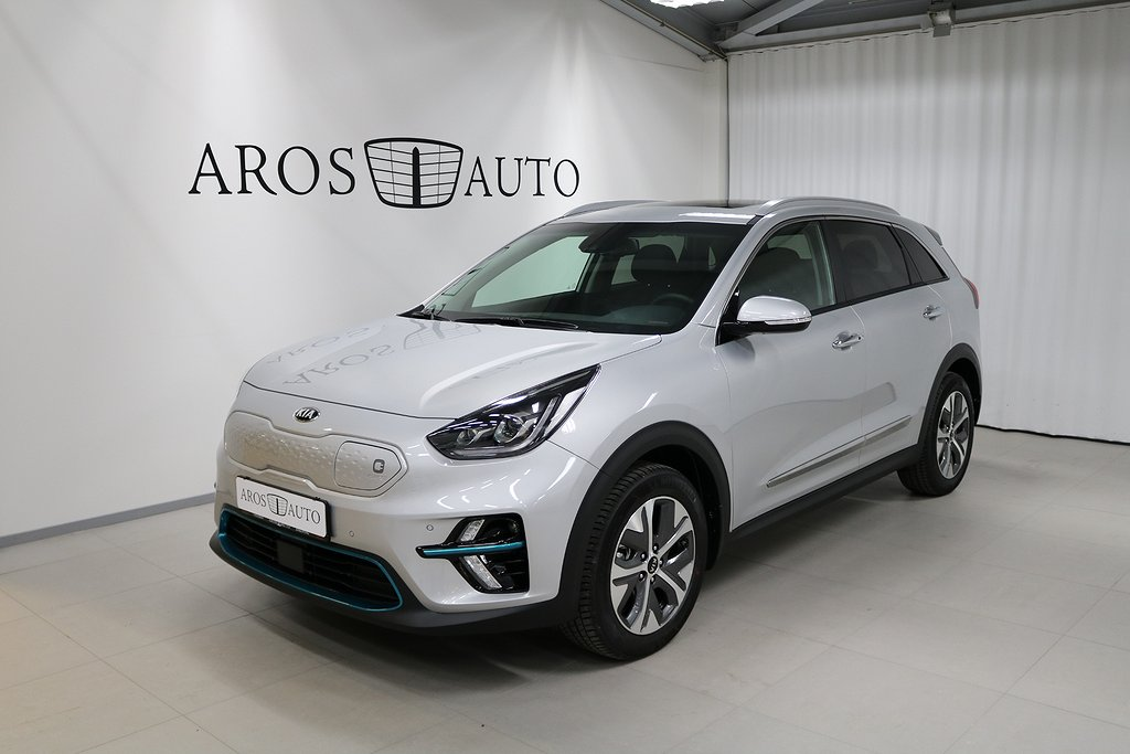 Kia E-Niro Advance Plus Tech Paket 204hk