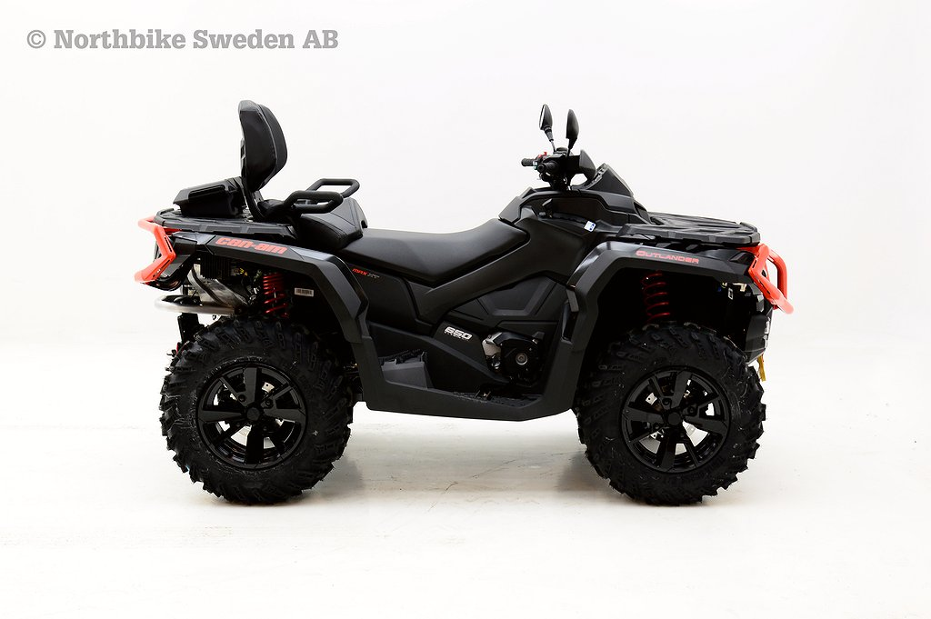 Can-Am Outlander 650 MAX XT T3B ABS