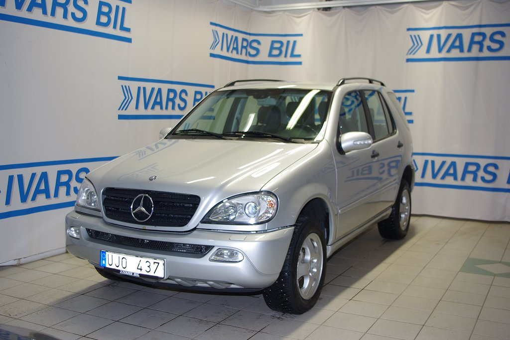 Mercedes-Benz ML 350 Automat Ränta 1.95%
