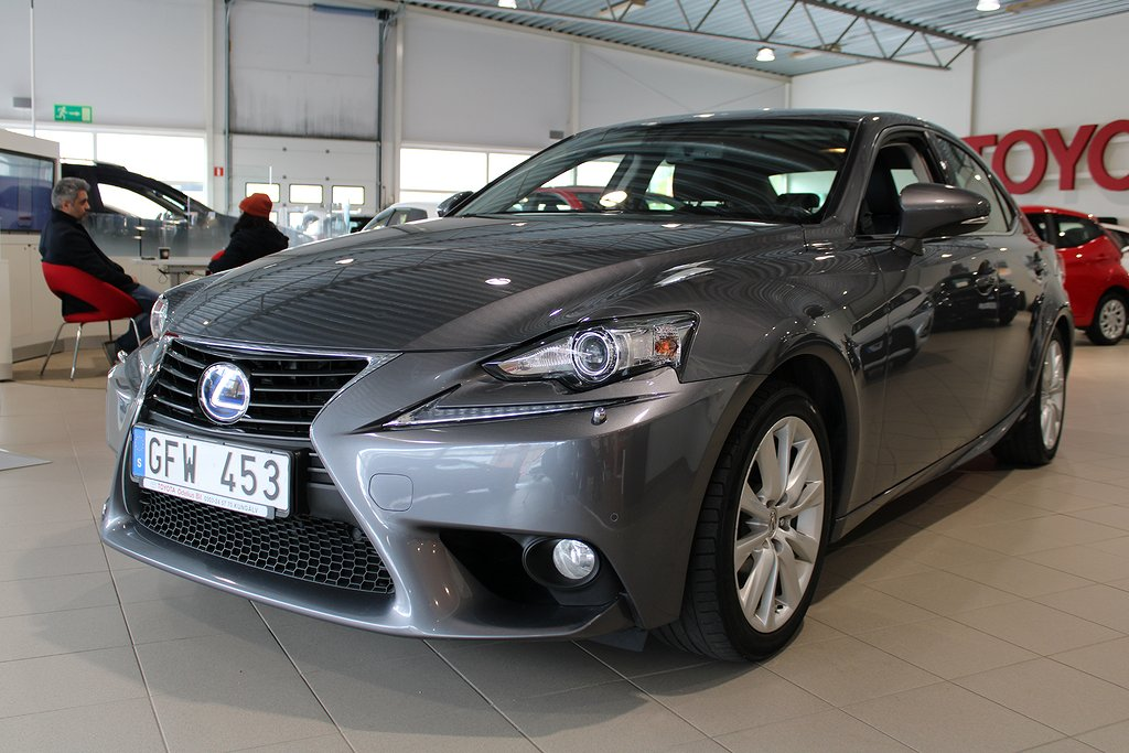 Lexus IS 2.5 Elhybrid 300h Executive