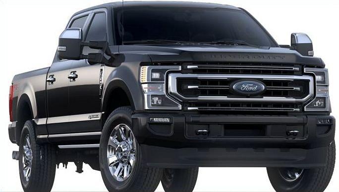 Ford F250 Platinum FX4 6,7 Power Stroke TD