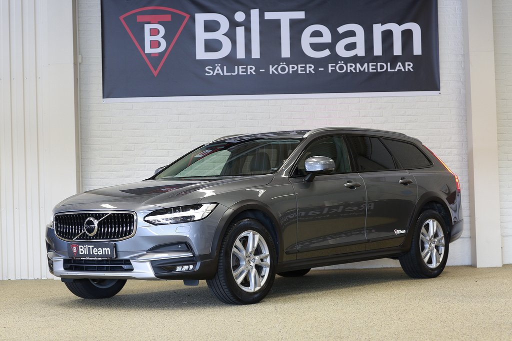 Volvo V90 Cross Country D4 AWD Geartronic Momentum, Plus