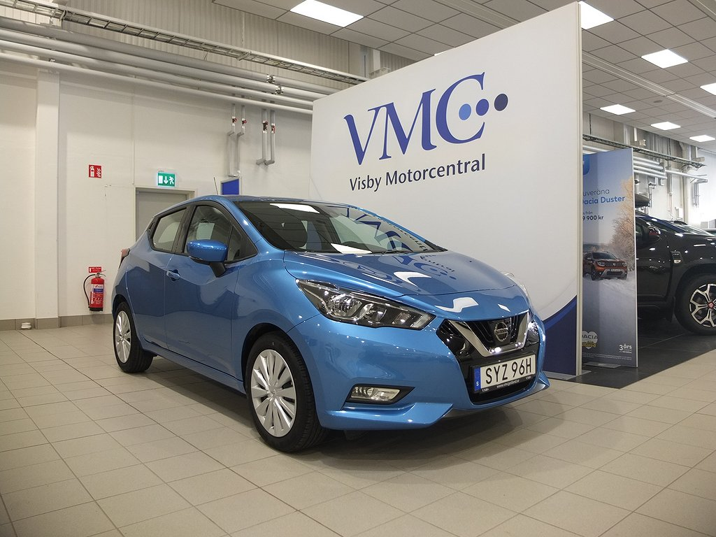 Nissan Micra IG-T 100 S/S Acenta 5M/T