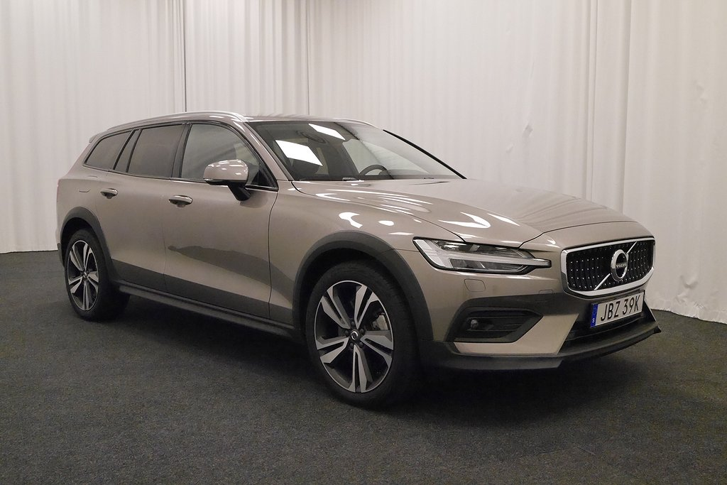 Volvo V60 Cross Country D4 AWD Advanced Edt