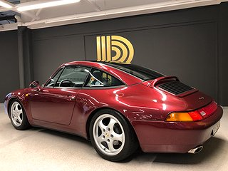 Porsche 911 (993) 3.6 Carerra Coupé (286hk)